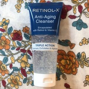 Anti Aging Retinol Cleanser Microbeads & Vitamin E